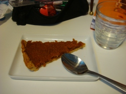 Harry Potter's Back to Schoole Treacle Tart
